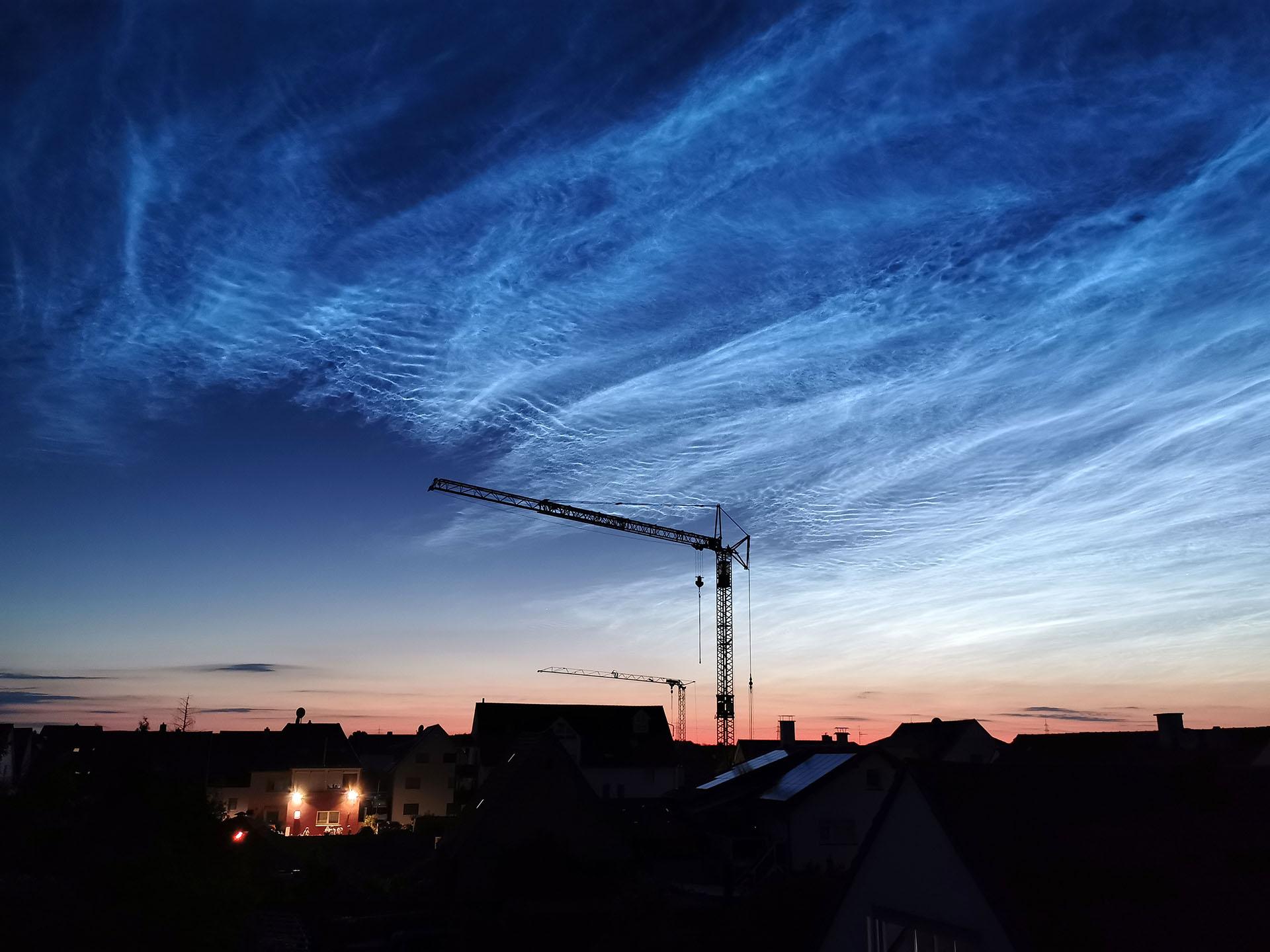 NCL-Wolken