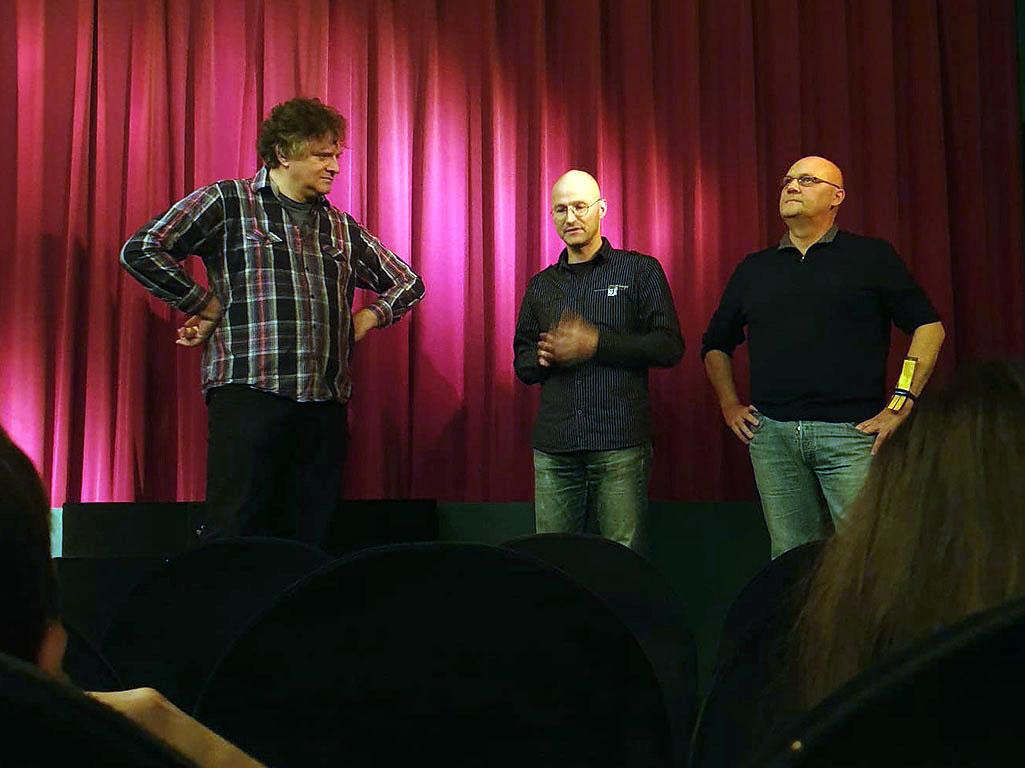 """Kurzfilmwettbewerb """"Zum goldenen Hirsch"""""""